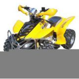 Sell Bright Yellow 2007 110cc Storm ATV Quad Bike Motorcycle Loncin