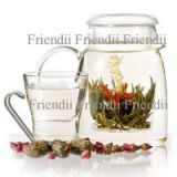 Chinese Tea, Green Tea Blooming Tea