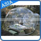 Inflatable Crystal Bubble Lodge for sale