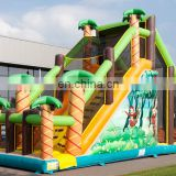 giant inflatable Jump Off / inflatable Cliff Jump for party games