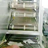 Multi layer mesh belt conveyor chain stainless steel mesh belt dryer