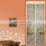 Fashionable products of Jacquard New Style Black Window Screen Door Mesh Net Insect Fly Bug Mosquito Magnetic Curtain