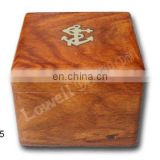 WOODEN JEWELERY BOX