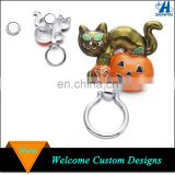 Alloy Metal Material Magnetic Brooch Pin Eyeglass Holder, Halloween Gift Magnetic Eyeglass Holder Brooch Pin Clips