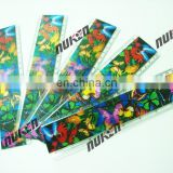 high quality lenticular effect UV printed disposable ruler