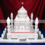 New Year Gift Marble Taj Mahal