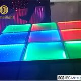 LED dancing floor RGB 3in1 dyeing panel