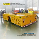 25 ton industrial smart trackless transfer carts for mold handling