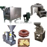 Commercial Cocoa Bean Butter Powder Grinder Machine Cocoa Paste Grinding Machine