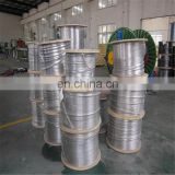 Weldability Nichrome Heater Coil Ni70Cr30 Wire Resistance