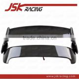2008-2010 V STYLE CARBON FIBER REAR SPOILER FOR SUBARU GRB (JSK240702)