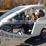 Electric pedicab 3 wheel car with bike motor                                                                         Quality Choice