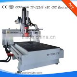 automatic tool changer wood machine italy atc spindle cnc stainless steel cutting cnc router
