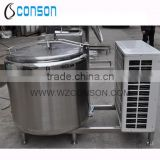 304 stainless steel dairy milk storage tank                                                                         Quality Choice