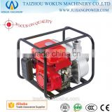 2 inch 168F 5.5hp GX160 honda engine, 163cc, hand start, ISO approved, portable small gasoline water pump