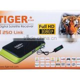 INquiry about Tiger I250 Link Satellite TV Receiver Arabic IPTV Box