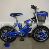 HH-K1614 16 inch bmx bike for sale with basket from China factory