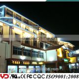 YD FCC CE CQC UL V-0 IP68 SMD LED RGB Exterior Energy-saving Fireproof Decoration LED Module Lights For Old Building
