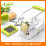 Manual potato slicer,french fry cutter,potato chipper