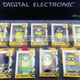 (Top Quality) Handheld Minions Power Bank USB Rechargeable Power Charge Cartoon Cute Power Bank