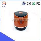 2015 shenzhen factory new arrival super bass wireless mini Bt speaker compatible with TF card/FM radio