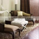 Foshan Luxury European Style Furniture Living Room Solid Wood Hand Carved sofa new designs 2015 Furniture Sets