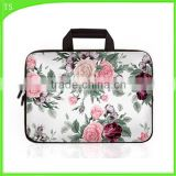 waterproof color printing laptop sleeve portable laptop bag made in yiwu                                                                                                         Supplier's Choice