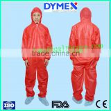 High quality surgical breathable protective clothing protective sms nonwoven microporous medical waterproof disposable coverall