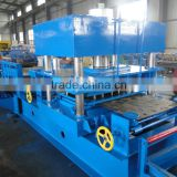 highway guardrail roll forming machine steel production line high speed way guard board making machine