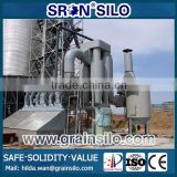 Customized Environment Friendly Dedusting Systems for Grain Silos Project