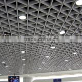Grating ceiling