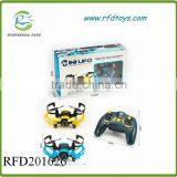 JXD 512V 2.4G 4CH 6-Axis Quadcopter Nano RC Drone With 0.3MP Camera And Headless Mode UFO