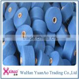 Competitive Price Polyester Spun 20S / 2 Indigo Dyed Yarns