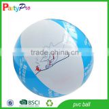 Partypro Best Selling Items Zhejiang Ningbo Factory Wholesale PVC Material Beach Balls Custom Logo