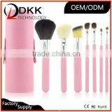 10% discount Travel makeup brushes Synthetic private label Makeup Brush Set Christmas gift