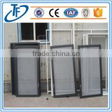 anping factory hot sell low price security midge mesh fly screen/security screen door stainless steel mesh
