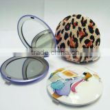 Aluminium frame casing cosmetic mirror wholesale&Decorative metal makeup mirror professional