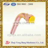 brand names hydraulic hose/90 fitting/hydraulic hose end fittings