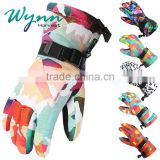 Winter Windproof Warm Keeping Thinsulate Ski Glove