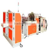 3 Lines Fully Automatic Multifunctional Bag On Roll Machine With Coreless Winding Station
