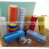 100% pure PTFE thread seal tape for plastic pipes/0.075mm thickness