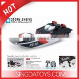 2014 Wholesale 757-6016 Twin Motor PX-16 Storm Engine Big High Speed RC Boat Toy