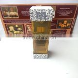 New Design Glass Bottle Aroma Scented Reed Diffuser With Rattan Sticks For Home Decoration