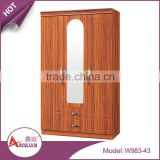 wooden wardrobes modern bedroom furniture double color wardrobe design furniture bedroom