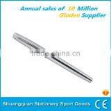 high quality free samples promotional ball pen with logo