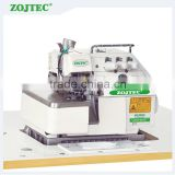 ZJ757F-DD-EUT Direct drive overlock sewing machine with auto trimmer &auto foot lifter