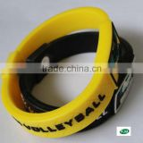 Customzied Logo Embossed best gift personalized fashion baller bands