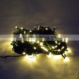 200leds flash Colorful Christmas holiday decorations hanging tree solar led string light