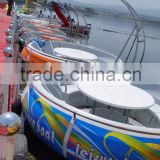 HEITRO good price for aquatic park, theme park, aqua park, water park BBQ donut boat equipment (6 persons type)