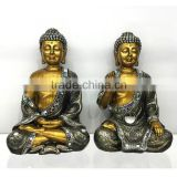 High quality new finish resin buddha bronze statue for sale